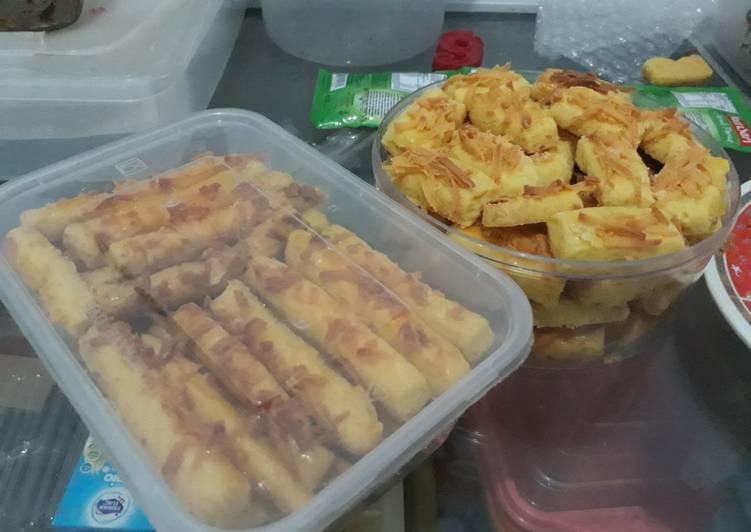 Kastengel / kue keju