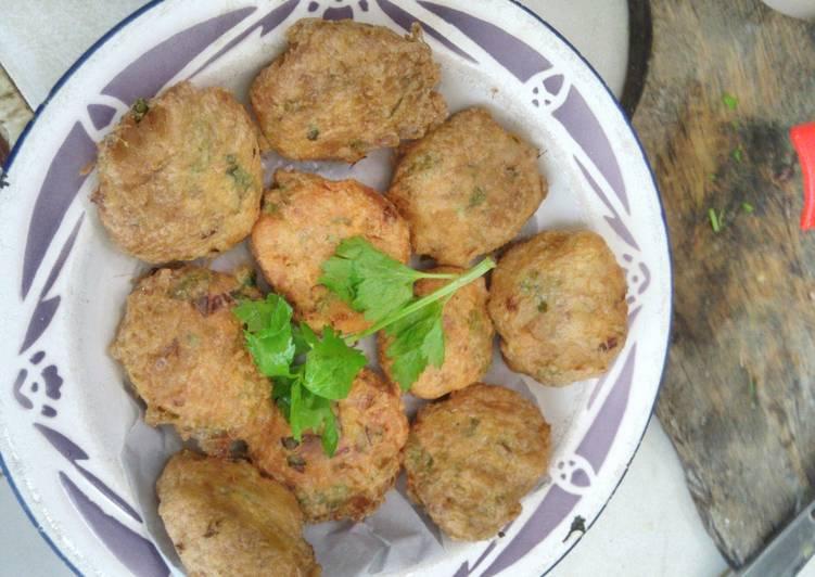 1.Perkedel kentang