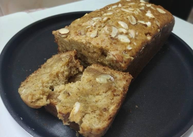 Recipe of Award-winning Whole Wheat Banana Bread