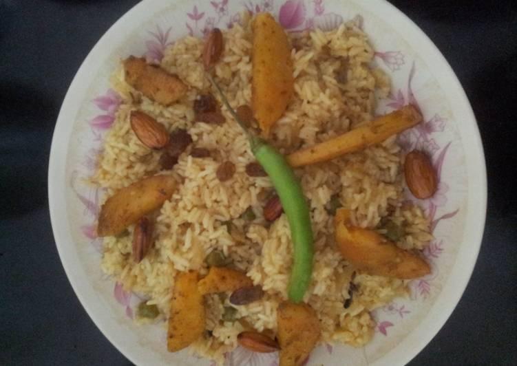 Easiest Way to Make Speedy Neichour (kerala ghee rice)