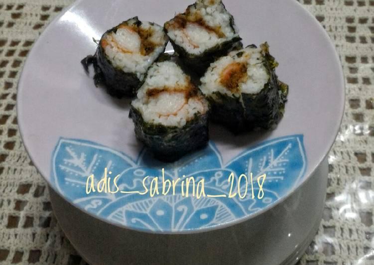 Sushi 🍣 ala bunda #maree