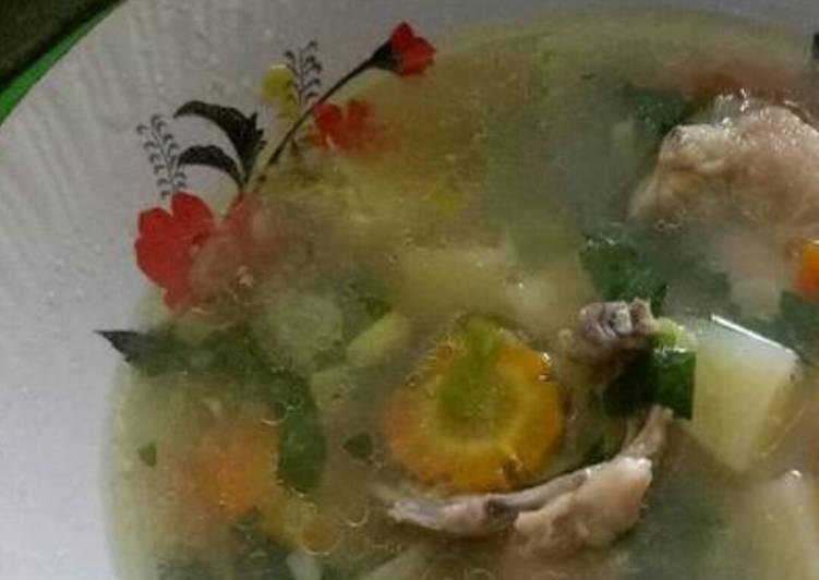 Sup ayam puporit keluarga kita 😍😍😍😍