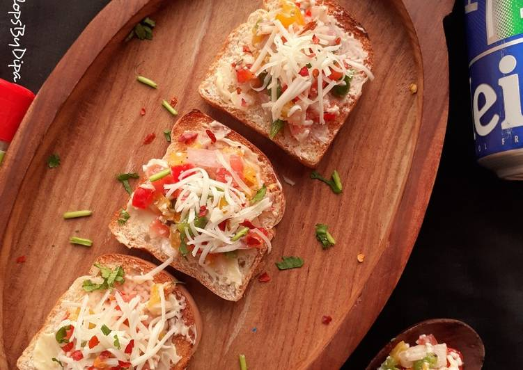 Recipe of Perfect Bruschetta