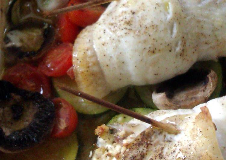 Foods That Can Make You Happy stuffed plaice fillets