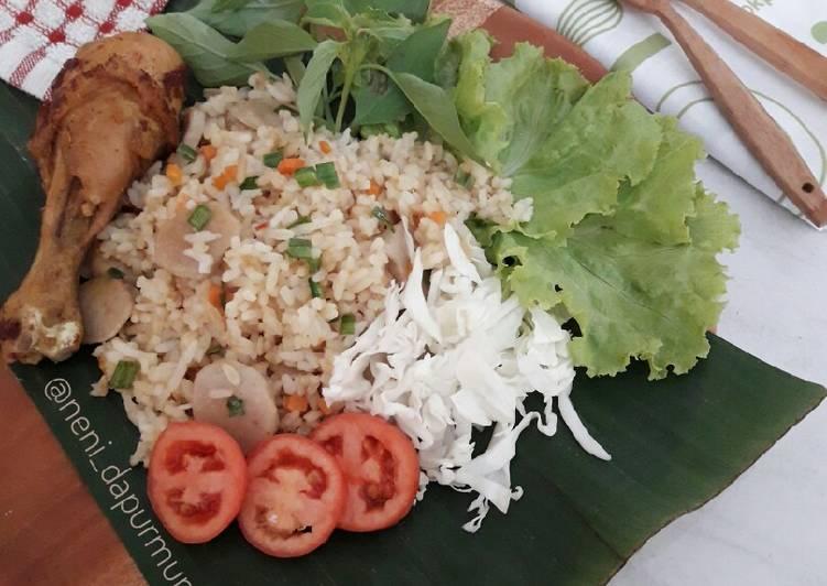 Nasi Goreng Sayur Istimewa