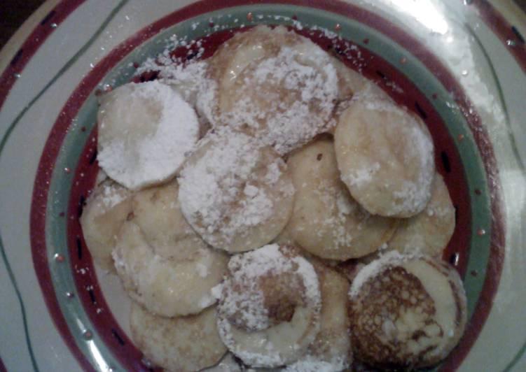 Hotte's Small dutch pancakes
