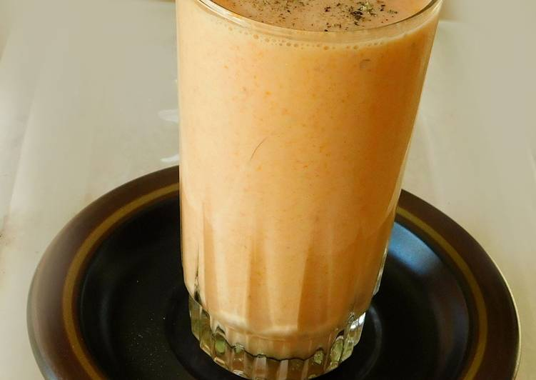 Easiest Way to Cook Appetizing Carrot Lassi