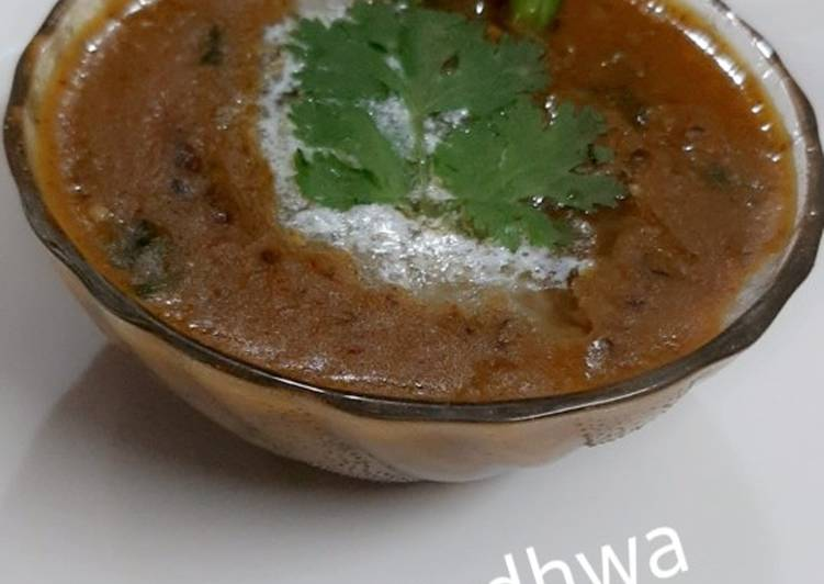 15 Minute How to Make Diet Perfect Special Dal Makhni