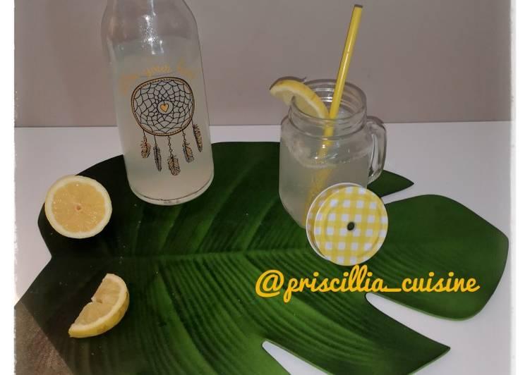 Recipe: Perfect Limonade