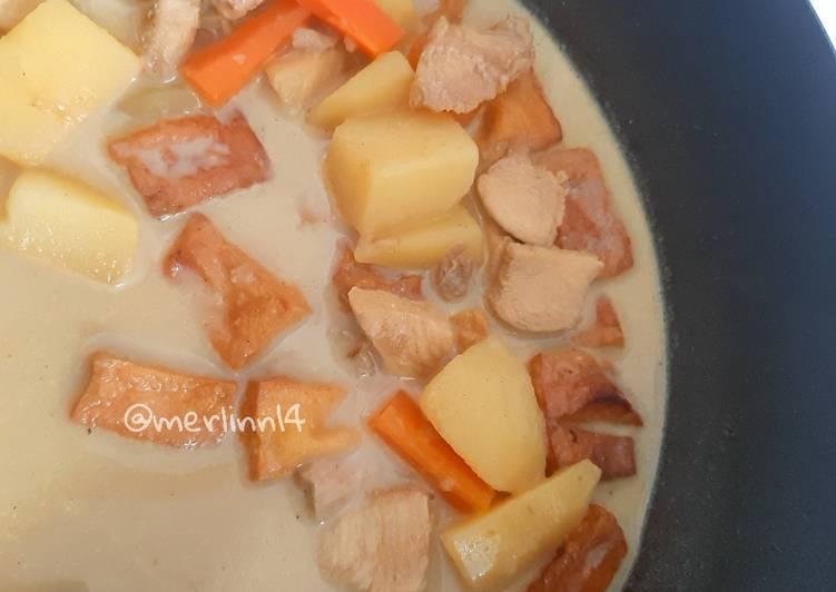 Resep Simpel Kare Ayam yang Lezat Sekali