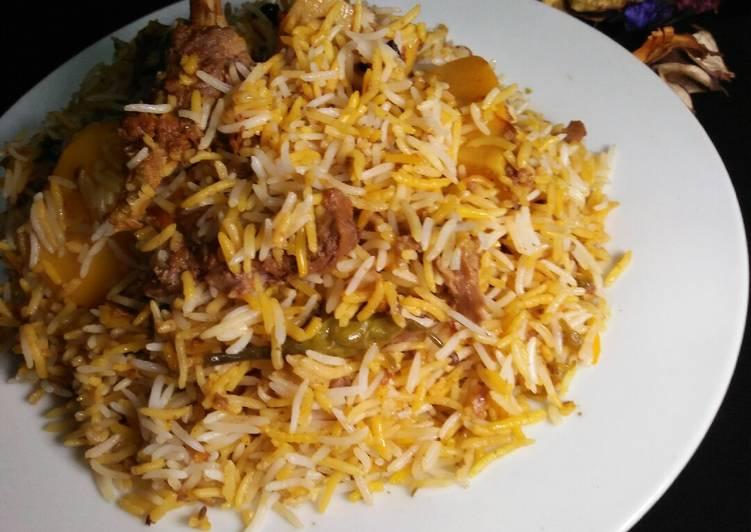Sindhi Biryani, Foods That Benefit Your Heart
