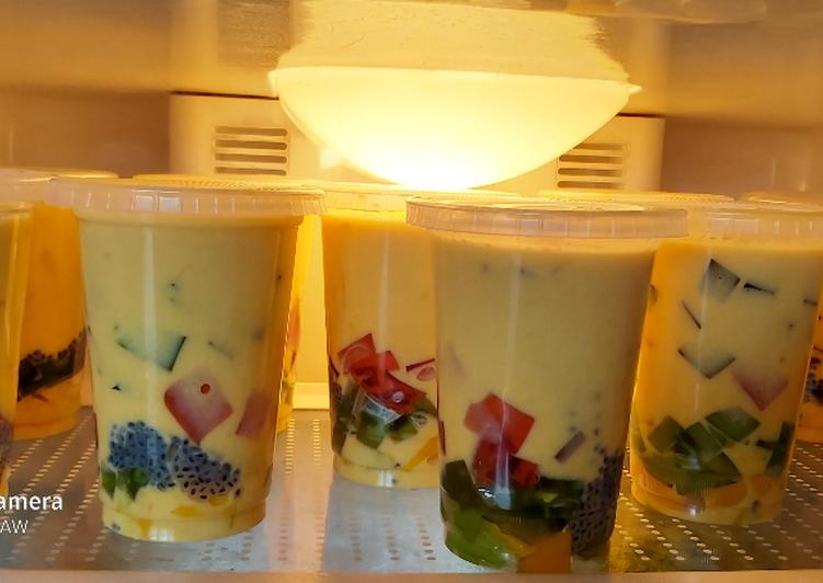 mango-milk-cheese