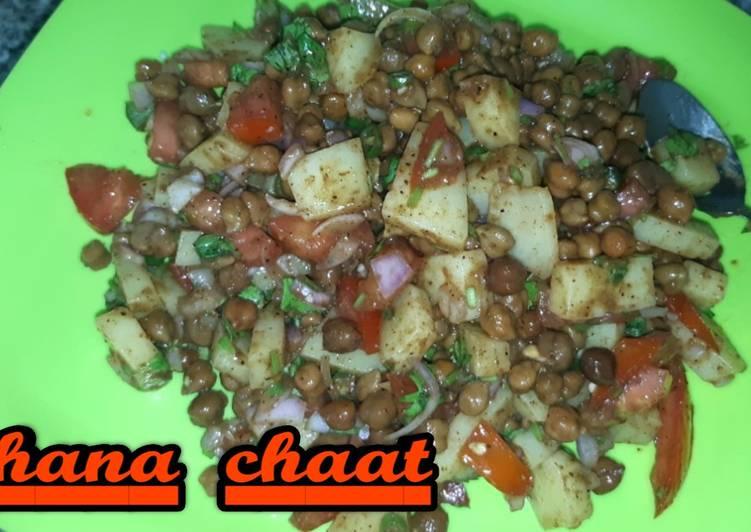 The Best Dinner Ideas Quick Black chana chaat