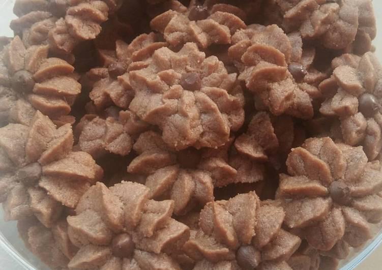 Semprit coklat renyah