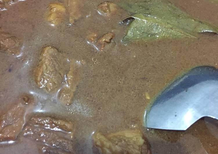 #13 Semur Daging Sapi