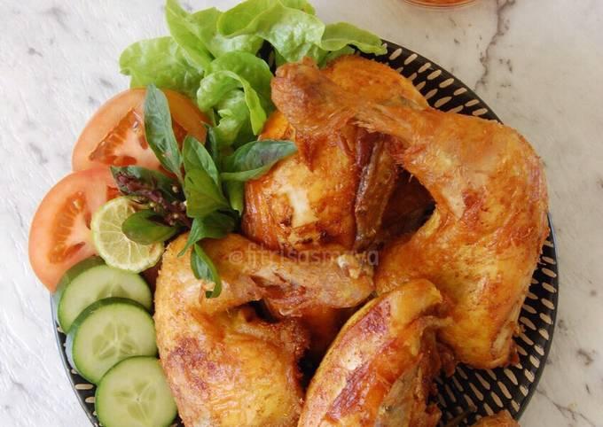 Resep Ayam Goreng Bumbu Kuning Oleh Fitri Sasmaya Cookpad