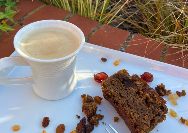 Easiest Way to Prepare Super Quick Homemade Incredibly moist fruit cake