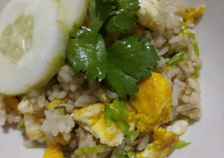 Cara Termudah Membuat Nasi Goreng Hongkong Menggugah Selera