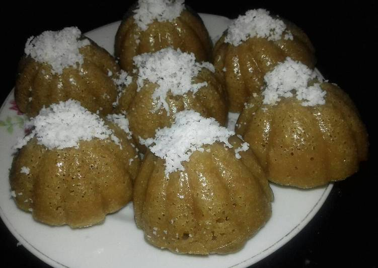 Kue Apem ala kampung no ragi instant/soda/bp