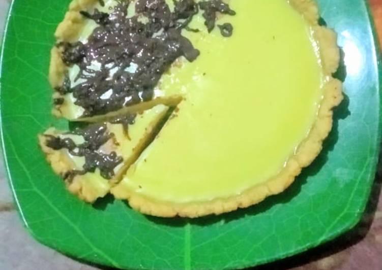 Resep Kue Pie Teflon Paling Enak