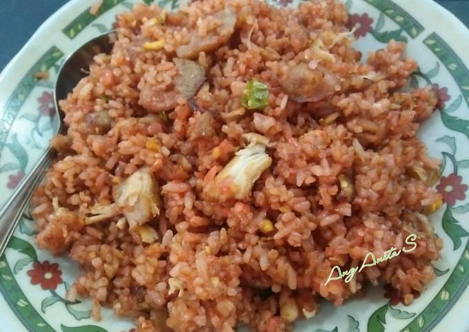 Nasi Goreng Merah Surabaya