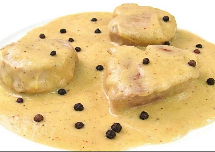 Salsa De Pimienta Casera Receta De Noe Navarro Cookpad