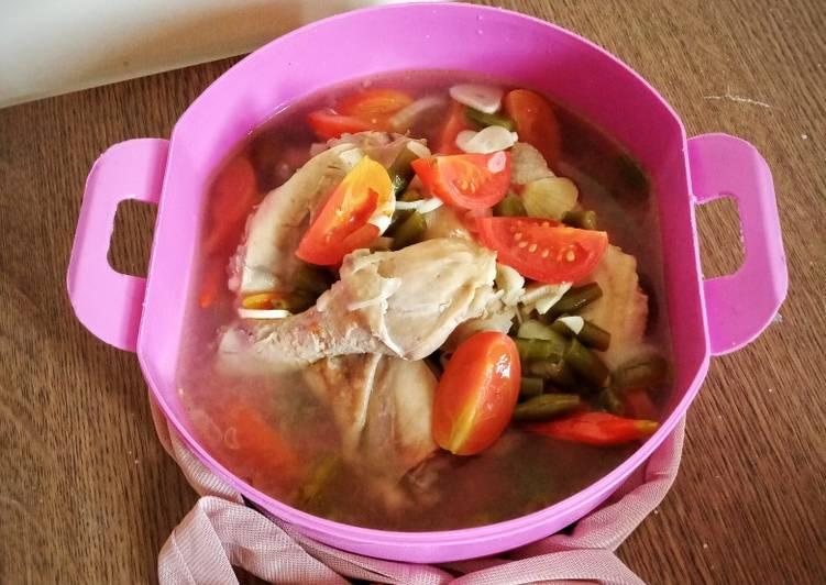 Asem-Asem Ayam khas Rembang