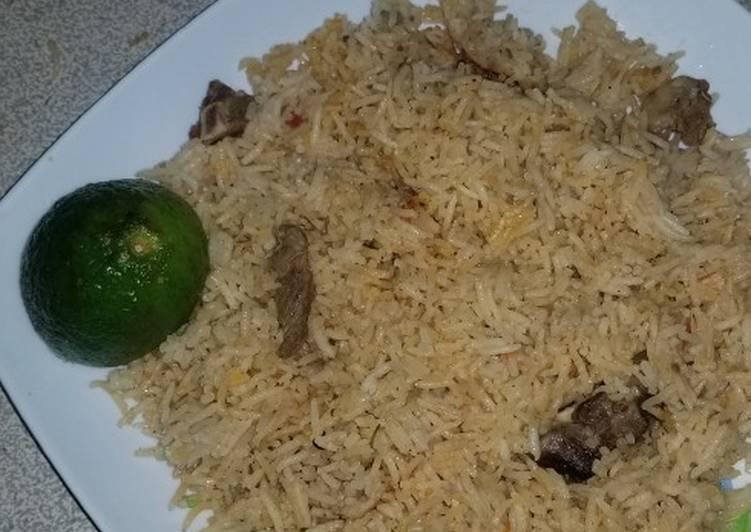 15 Minute Recipe of Super Quick Homemade Pilau