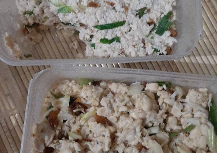#15. Tim Tahu dan Tim Tempe (pengganti nasi)
