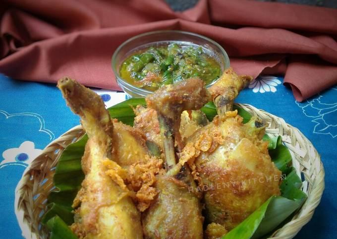 Ayam Goreng Margarin
