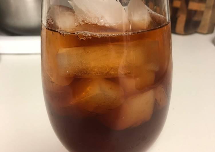 How to Make Appetizing Sweet iced tea