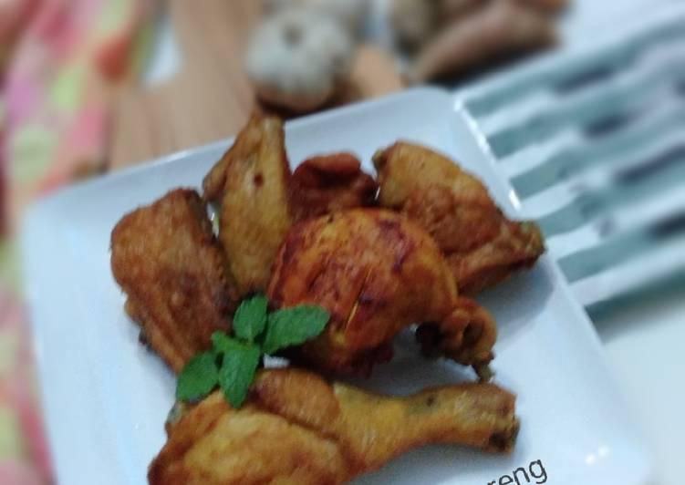 Ayam Goreng Garing - velavinkabakery.com