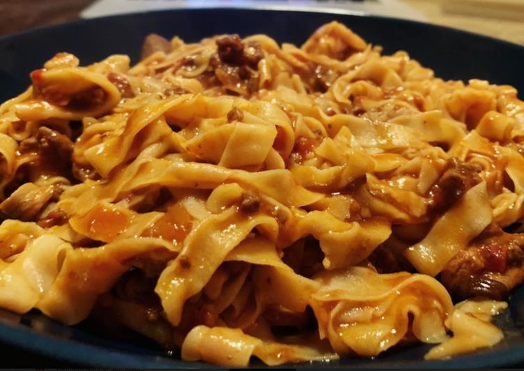 Recipe of Quick Original Bolognese Ragù