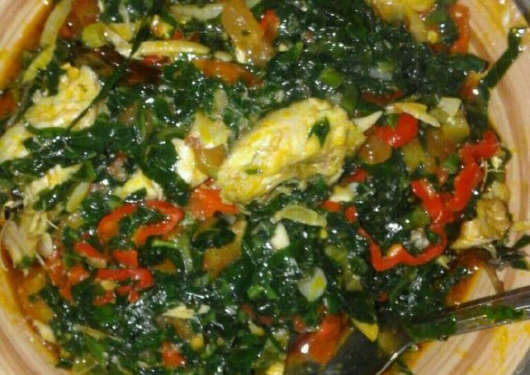 How to Prepare Homemade Vegetable & Smoked Fish