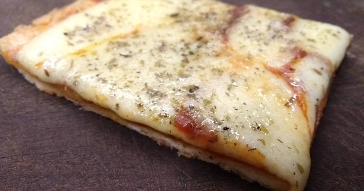 como hacer masa para pizza con levadura instantanea