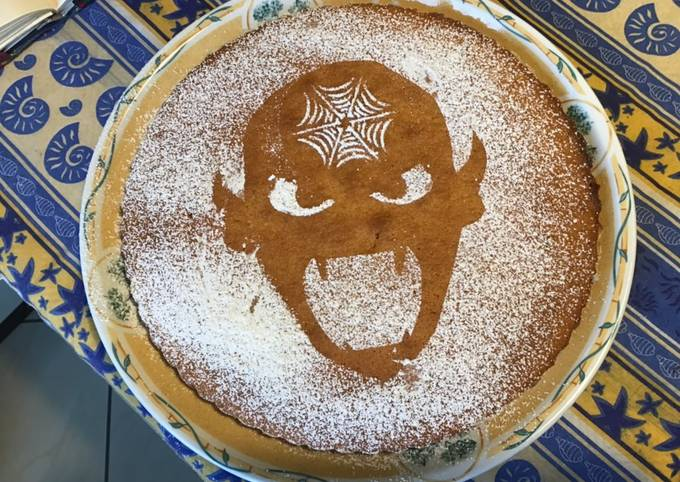 Gâteau léger rigolo à la noix de coco