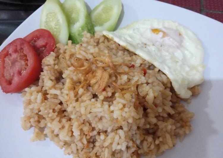 Resep Nasi goreng ala hotel, simple Top