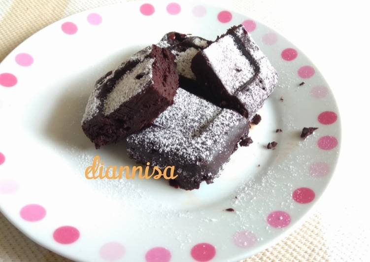 Gateau chocolate super simple takaran sendok 🍫