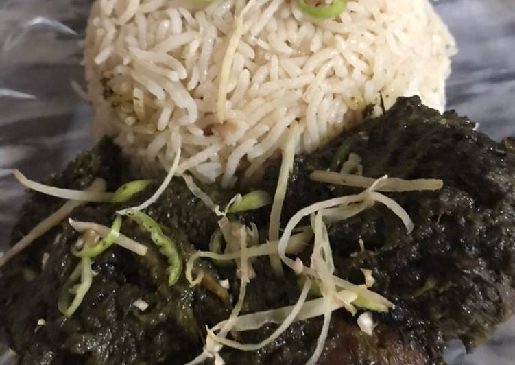 Recipe of Favorite Palak koftay