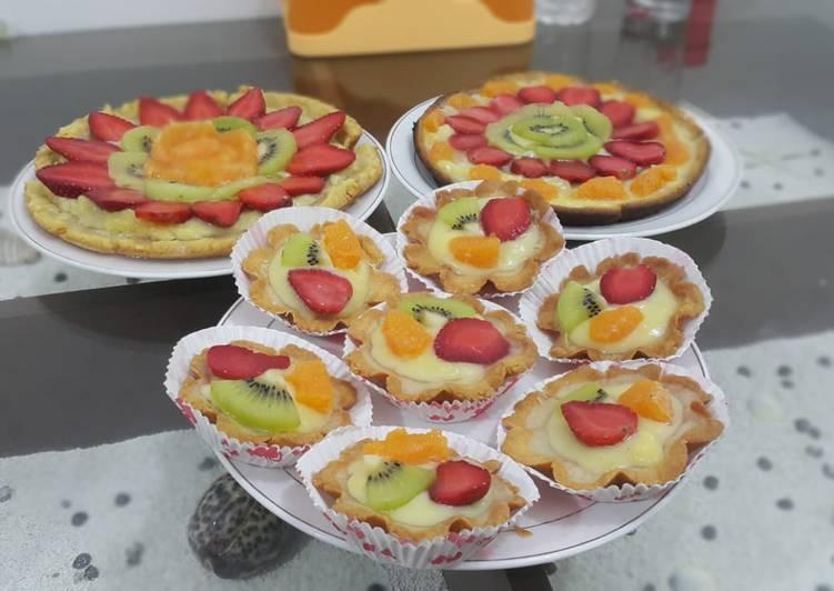 Resep Fruit Pie no Oven Bikin Laper