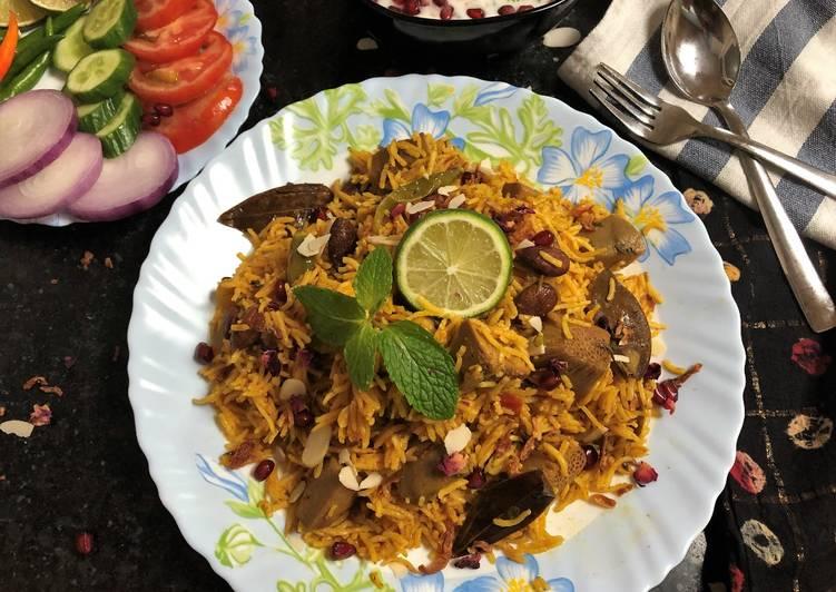 Recipe of Homemade Jackfruit Pulao