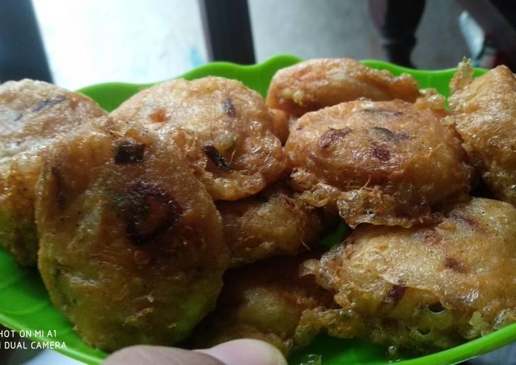 Resep Perkedel kentang kukus Yang Simple Enak
