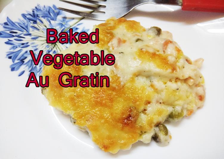 Recipe of Perfect Au Gratin