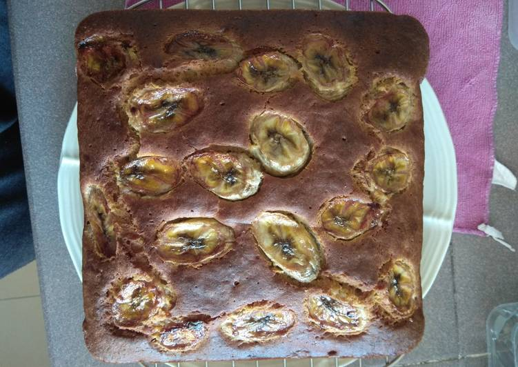Banana Cake (Azlina Ina)