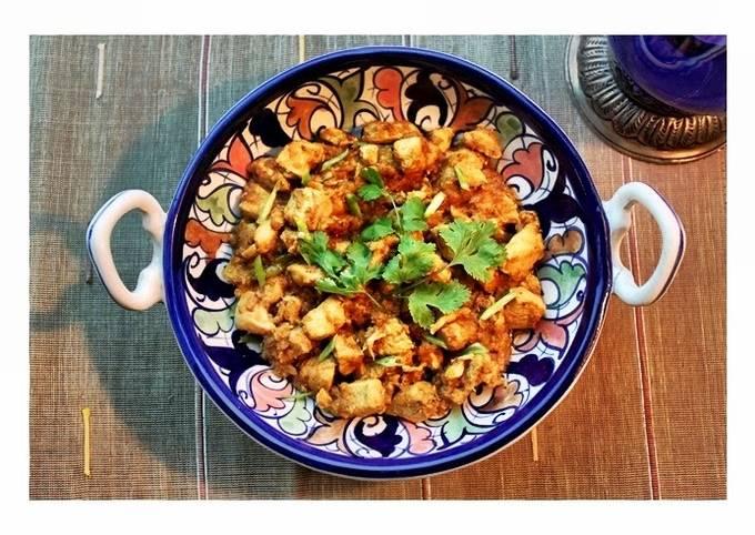 Easiest Way to Make Yummy Chicken Haandi