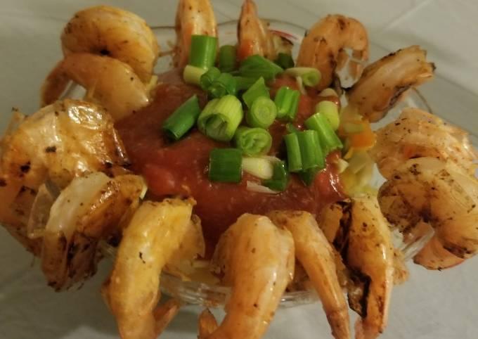 How To Make Grilled shrimp cocktail Tasty