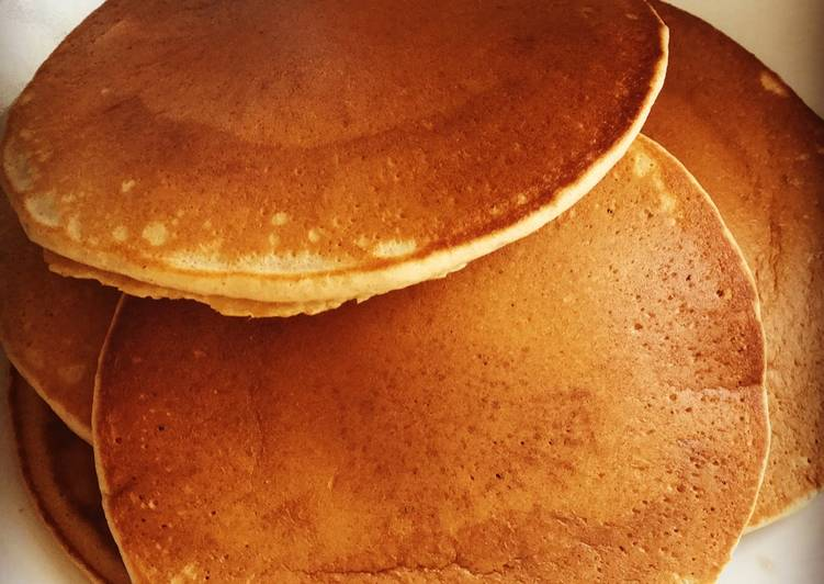 Quick and Easy Recipe: Yummy Buttermilk Pancake