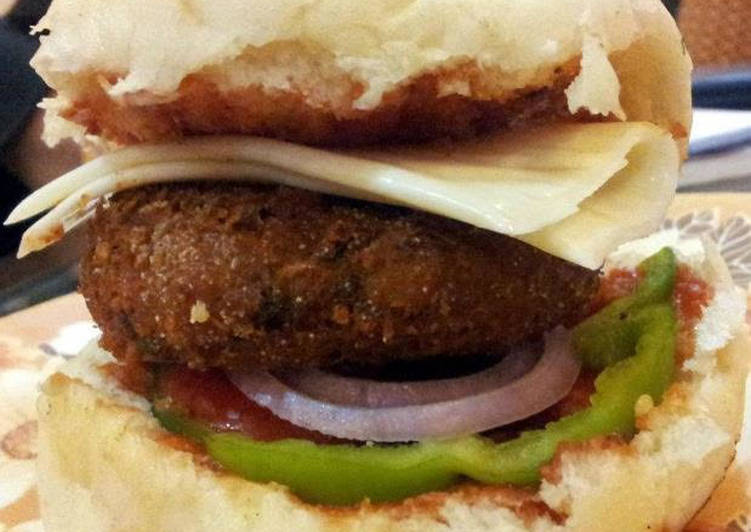 Step-by-Step Guide to Prepare Perfect Bean Burger