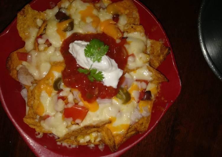 Tangy Chicken & Nachos Cheese Blast