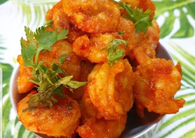Recipe of Perfect Prawns Peri Peri